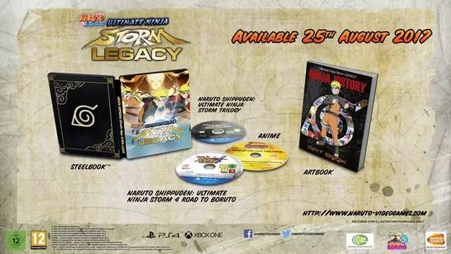 As 2 coletâneas de Naruto Shippuden serão lançadas antes do previsto