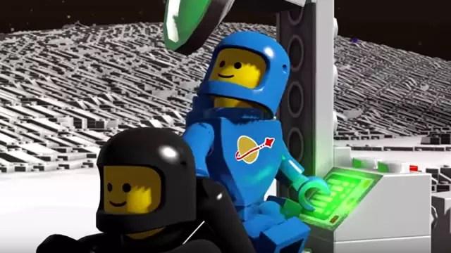 Pacote de exploração espacial de LEGO Worlds já está disponível