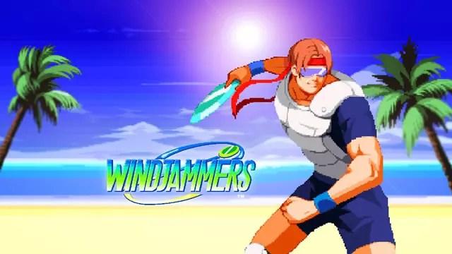 Windjammers o clássico dos arcades será lançado para PS4 e PS Vita em agosto