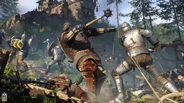 Kingdom Come Deliverance novo trailer de combate