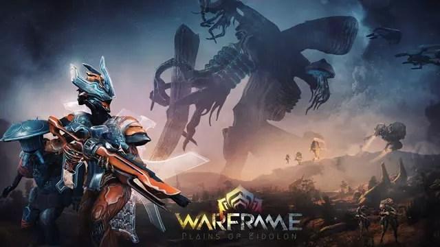 Warframe nova expansão 2017