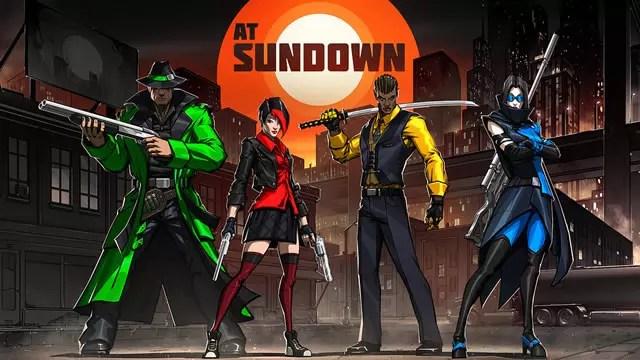 At Sundown novo jogo