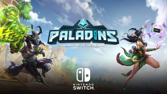 Paladins switch