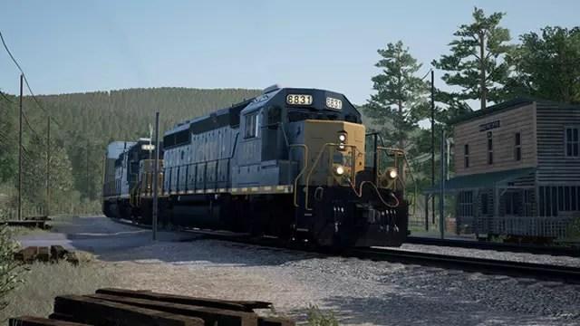 Train Sim World lançamento versão completa