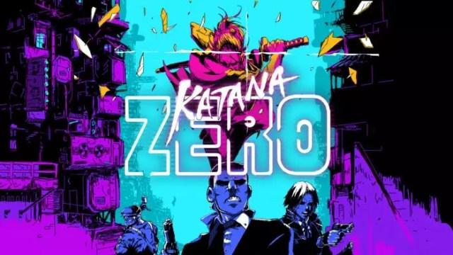 Katana Zero intro