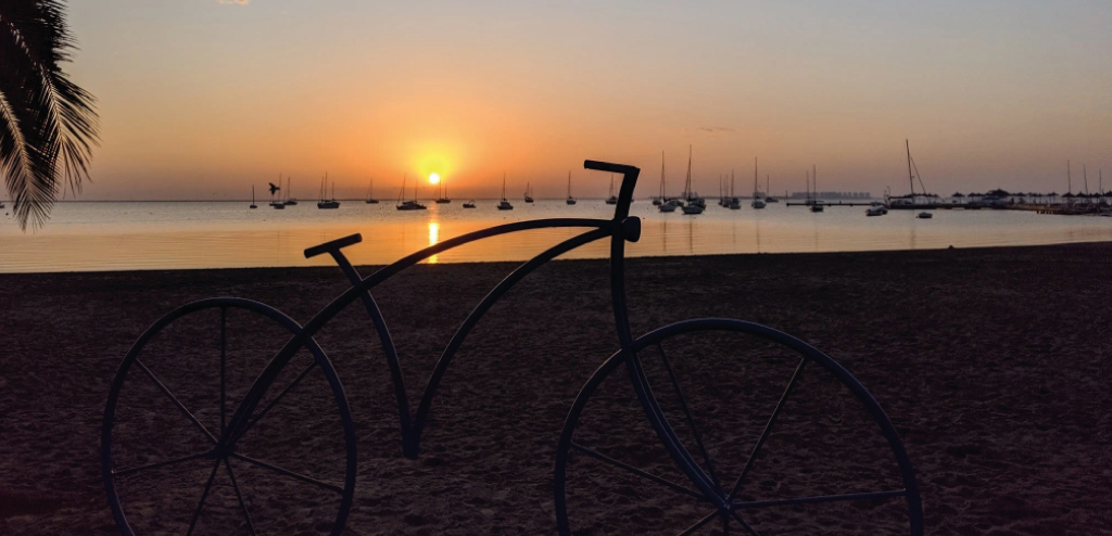 Coast Murcia with Conversaspain