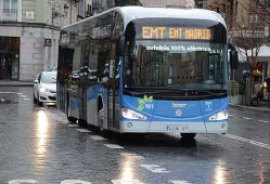 Public transport Madrid
