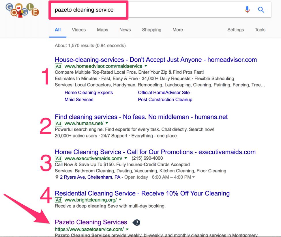 small biz local adwords campaigns 1