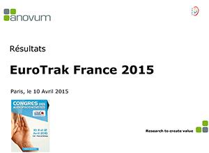 Présentation Eurotrack 2015