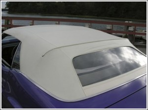 197071 Dodge Challenger Convertible Tops and Convertible Top Parts