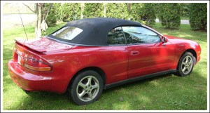 199599 Toyota Celica Convertible Tops and Convertible Top