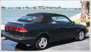 199698 Saab 900S & 900SE Convertible Tops and Convertible
