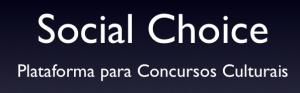 Social Choice – Plataforma para Concursos Culturais