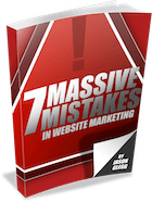 7 Massive Mistakes In Website Marketing