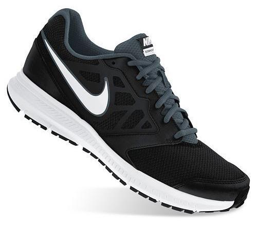 nike black shoe size