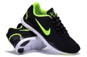 nike shoe green shoe size