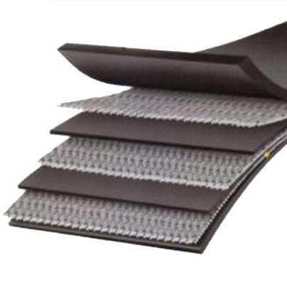 conveyor belt ply