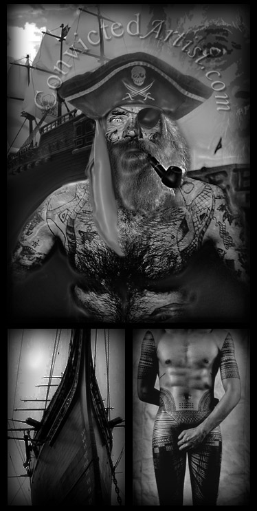 Pirate Tattoos