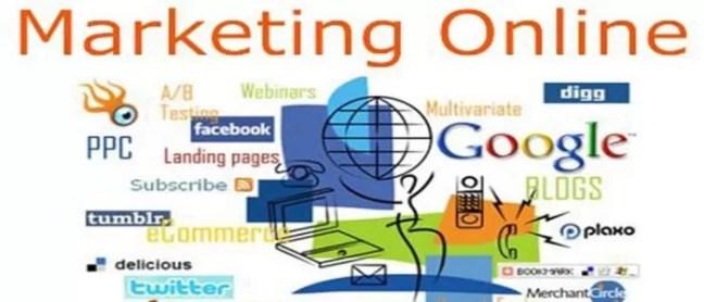 Marketing online alavancando vendas em cada rede social da web