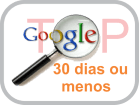 Primeira Pagina do Google