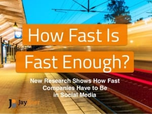 Slideshare How Fast is Fast Enough