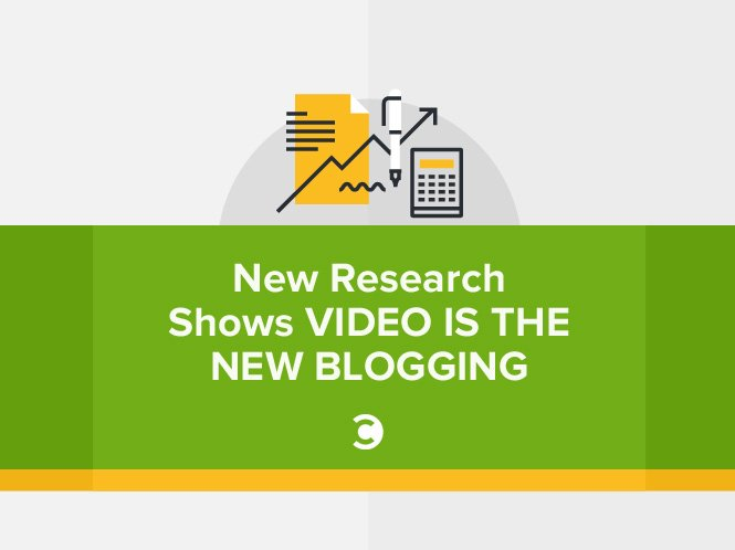 New Research Shows Video Is the New Blogging