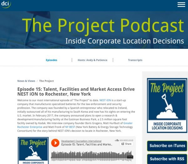 The PRoject Podcast