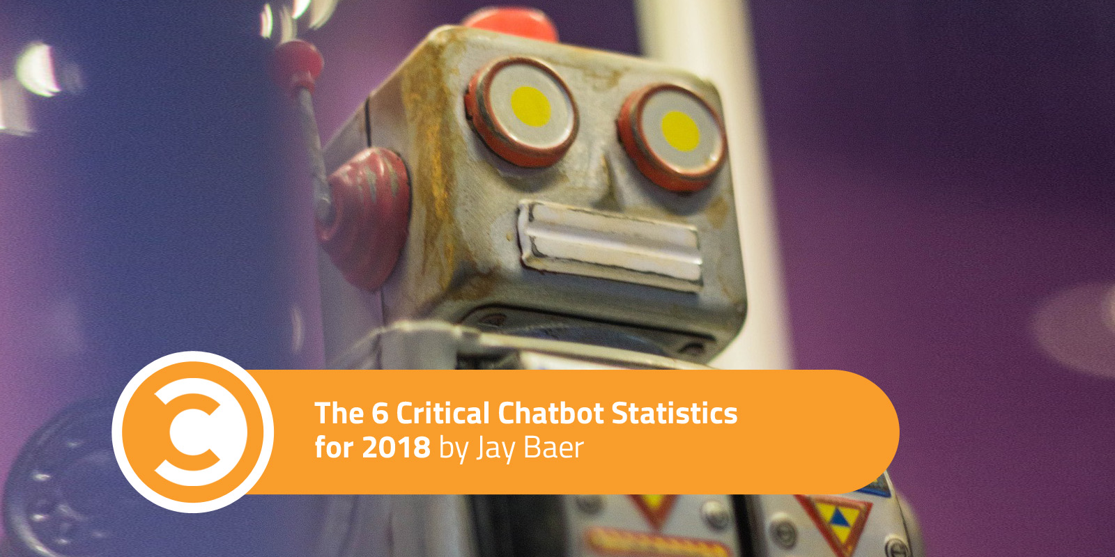 The 6 Critical Chatbot Statistics for 2018