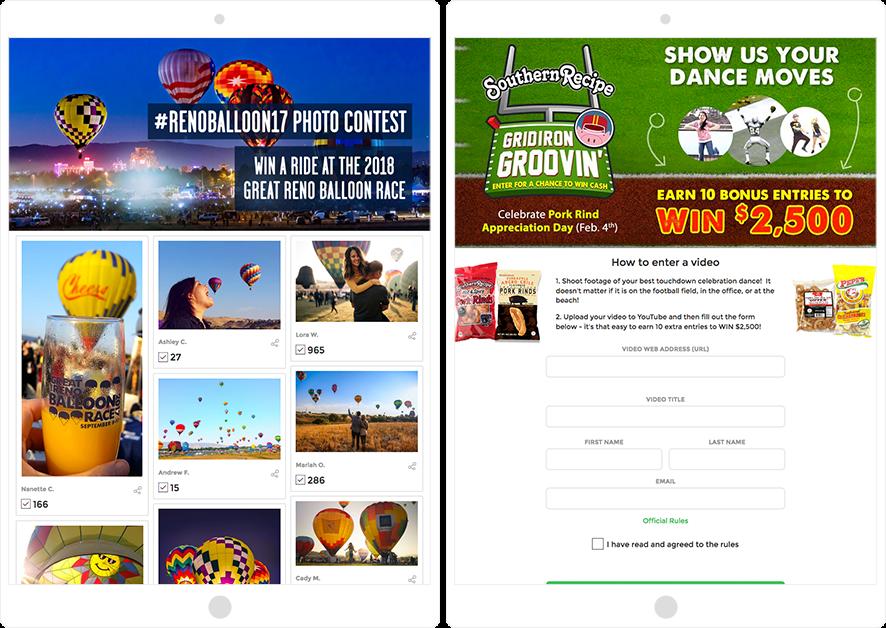 ShortStack creates promotions