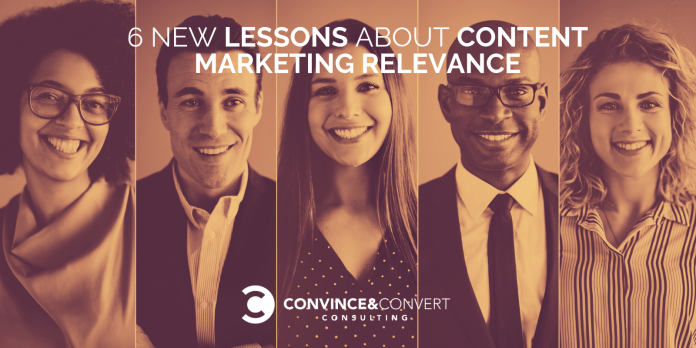 content marketing relevance lessons