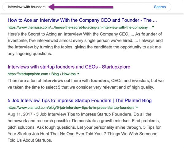 Get featured Google