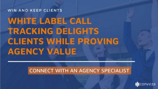 White Label Call Tracking for Agencies