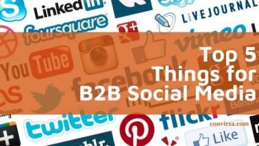 Brilliant B2B Social Media