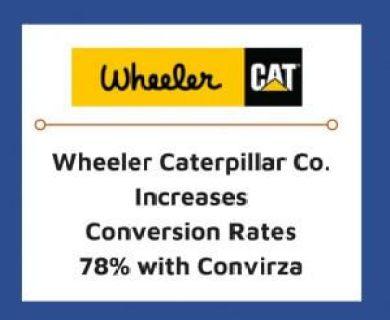 Wheeler conversion rates