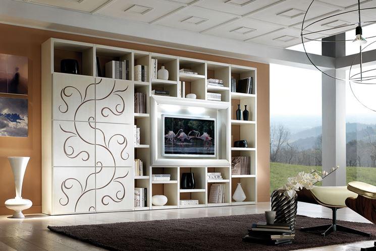 Scopri tutti i mobili per il soggiorno: Soggiorni Moderni Roma Convitto Galuppi