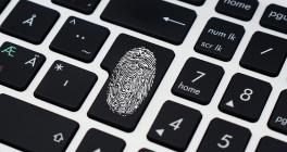 Sicherheit Daten Computer Tastatur Identität