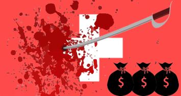 Waffenexporte der Schweiz mit Saudiarabien