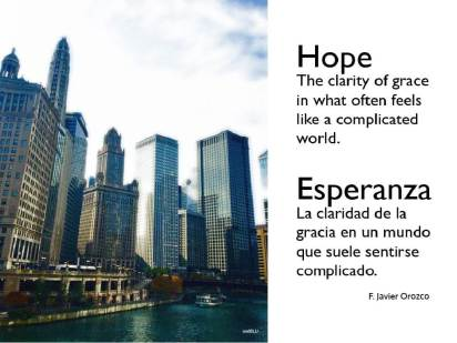 hope . esperanza