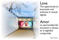love . amor