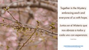 Together . Juntos