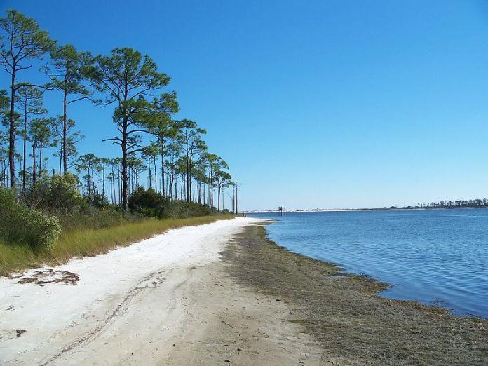 Pensacola Florida beach