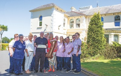 Ailsa Lodge Care Home Hosts Anniversary Party