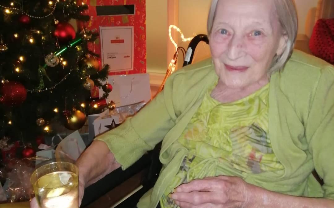 Conway Group Healthcare throw a Christmas Ball! (December, 2020)