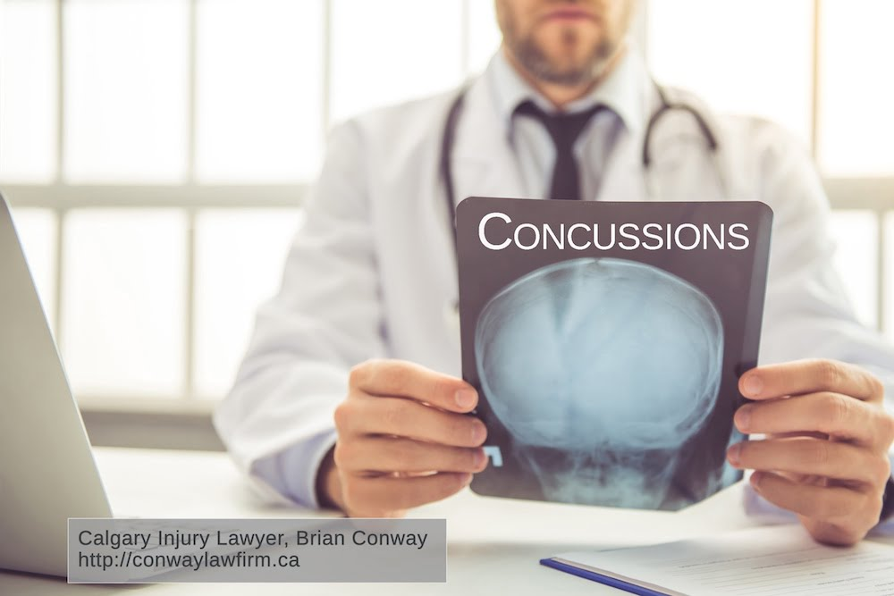 Concussions, Recovery and Injury Law