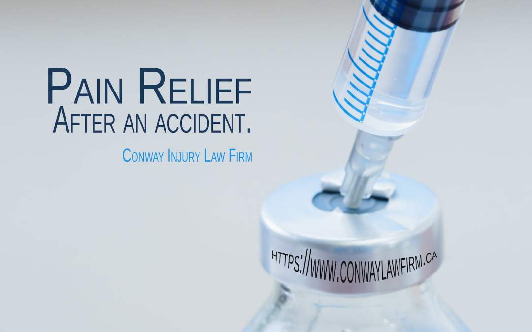 Injections for Pain Relief to Neck and Back