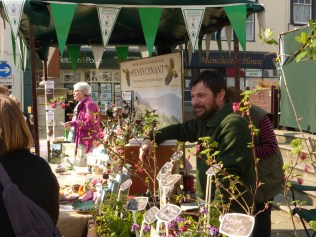 Pensychnant stall at Conwy Fairs