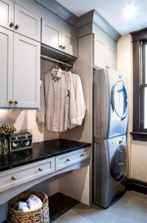 Genius Laundry Room Storage Organization Ideas 04