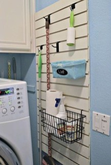 Genius Laundry Room Storage Organization Ideas 05