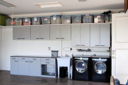Genius Laundry Room Storage Organization Ideas 42