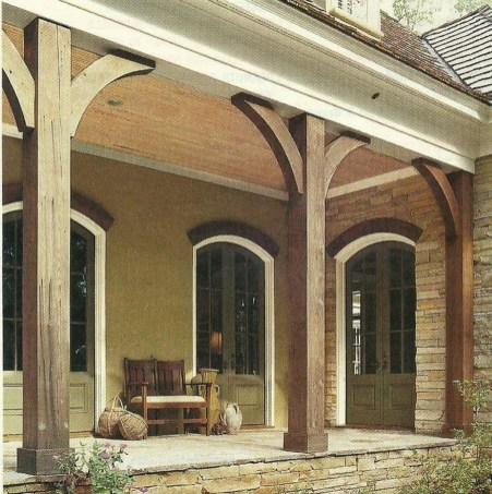 Great Front Porch Addition Ranch Remodeling Ideas 09